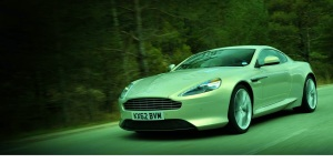 Aston martin photo and db9companyhistory