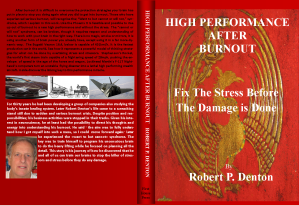 2.AAB. High Performance after Burnout Book cover